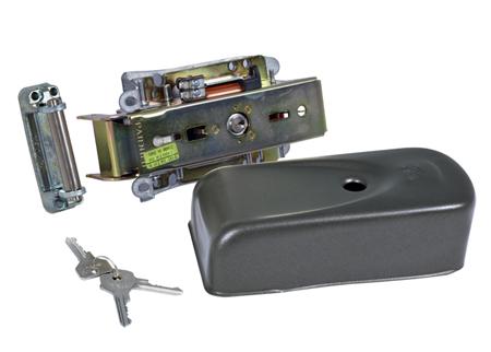 Optional, Electrolock 12V