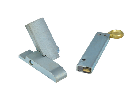 Optional, Mechanical latch vertical sliding
